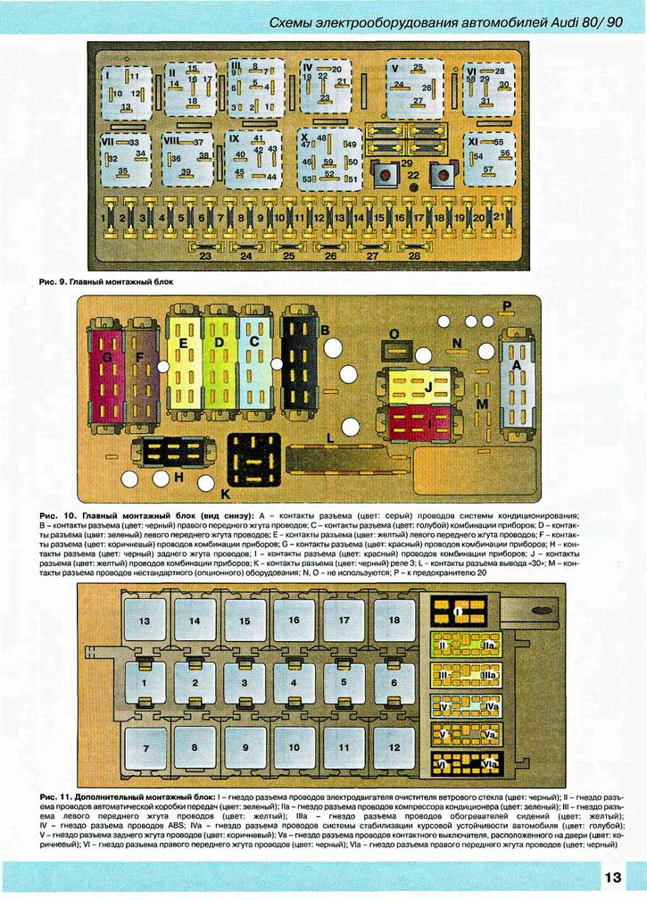 Ваз 1118 седан схемы электрооборудования схемы усилителей